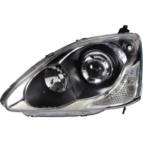 10//03-09//05 H1//HB3 mit Blinker Scheinwerfer Set für Honda CIVIC EU//EP Bj