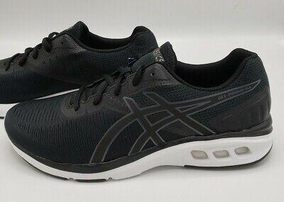 Asics Gel-Promesa Black Silver Running