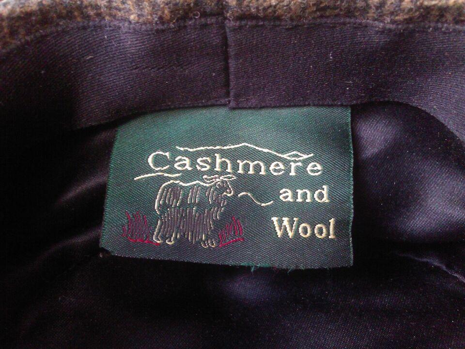 Kasket, Cashmere and Wool, str. Medium