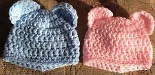 baby teddy bear hats Newborn