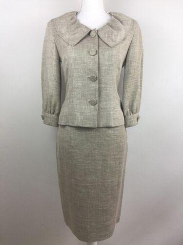 Emanuele Women's Size Skirt Vito Beige S Suit pACxqwn6xS