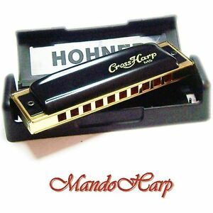 Hohner-Harmonica-565-20-Cross-Harp-MS-SELECT-KEY-NEW