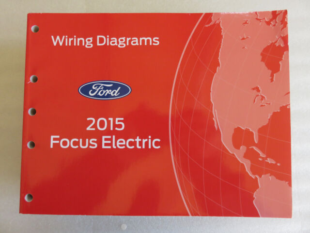 2015 Ford Focus Electric Service Manual Electrical Wiring