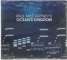 PAUL McCARTNEY's Mc CARTNEY OCEAN'S KINGDOM CD DIGIPACK  BEATLES SEALED!!!