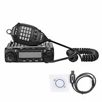Tyt Th-9000d Vhf 136-174mhz 200ch Car Truck Radio Transceiver + Usb Cable&cd