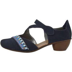 Rieker Namur Women Schuhe Damen Absatz Pumps Antistress 2azp0