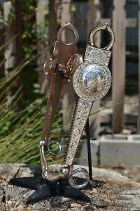 5-034-Franco-Silversmith-Salinas-Port-Bit-Copper-Cricket-Engraved-999-Silver