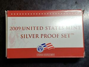2009-US-Mint-Silver-Proof-Set-with-Box-COA-US-Coins