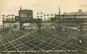 North Eastern Railway. Newcastle-on-Tyne Central Railway Station Photo 30