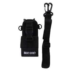 Walkie-Talkie-Radio-Case-Holster-Waist-Belt-Bag-For-Motorola-Kenwood-Baofeng