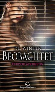 Beobachtet-12-Erotische-Geschichten-von-P-L-Winter-blue-panther-books