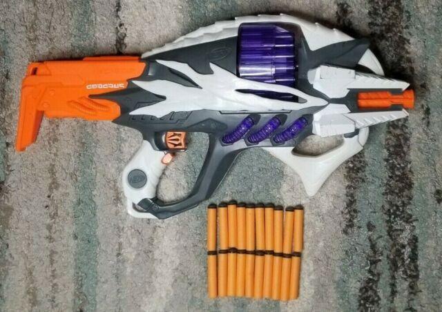 2019 NEW Plastic Toy Gun For NERF Elite Blaster With 20pcs Soft EVA Sucker