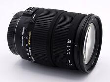 SIGMA AF 18-200mm 3.5-6.3 DC HSM OS mit Bildstabilisator für Canon