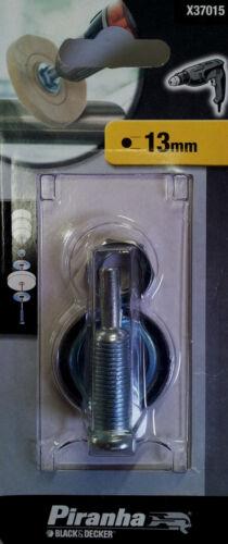 Ø 13 mm X37015 Piranha Fixierung für Polierscheibe