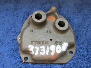 Details about 1965-68 CHEVY 10-20 TRUCK MUNCIE 3 SPEED TRANSMISSION SHIFTER  COVER NOS GM 616