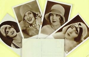 ROSS-VERLAG-1920s-Film-Star-Postcards-produced-in-Germany-4091-to-4155