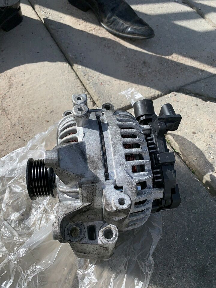 Generator, Mercedes original generator, Mercedes E220