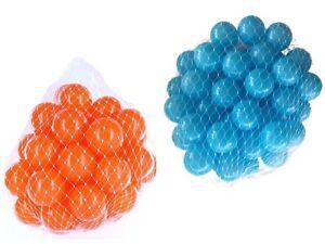 100-10000 Balle Punch Balls 55mm Mix Turquoise Orange Mixte Couleurs Bébé Enfant