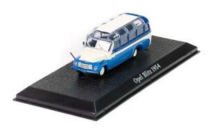 De-Agostini-Bus-Collection-Opel-Blitz-1954-1-72-Atlas