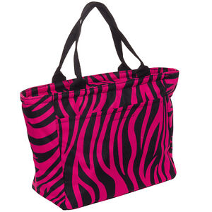Image is loading SILVERHOOKS-NEW-Womens-Insulated-Lunch-Tote-Pail-Bag- 8582fd776