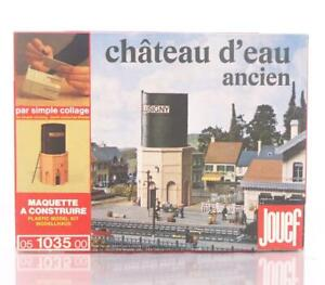 MINT-UNOPENED-JOUEF-05-1035-00-HO-FRENCH-CHATEAU-D-039-EAU-ANCIEN-OLD-WATER-TOWER