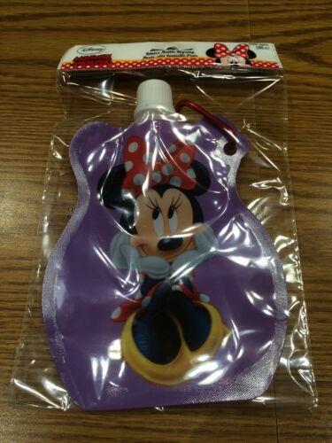 9.6 oz Minnie Mickey Batman Princess Spiderman Simpsons Water Bottle w//Keyring