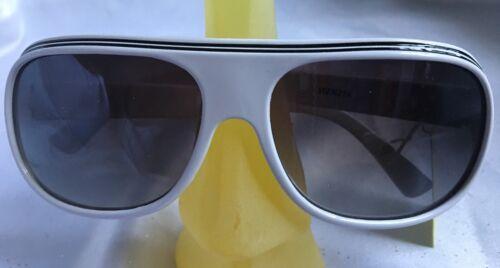 KIDS Children/'s White Sunglasses With Black Stripe Unisex-New
