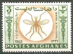 AFGHANISTAN-Eradication-of-Malaria-YT-n-746K-Neuf-Luxe-MNH-1964