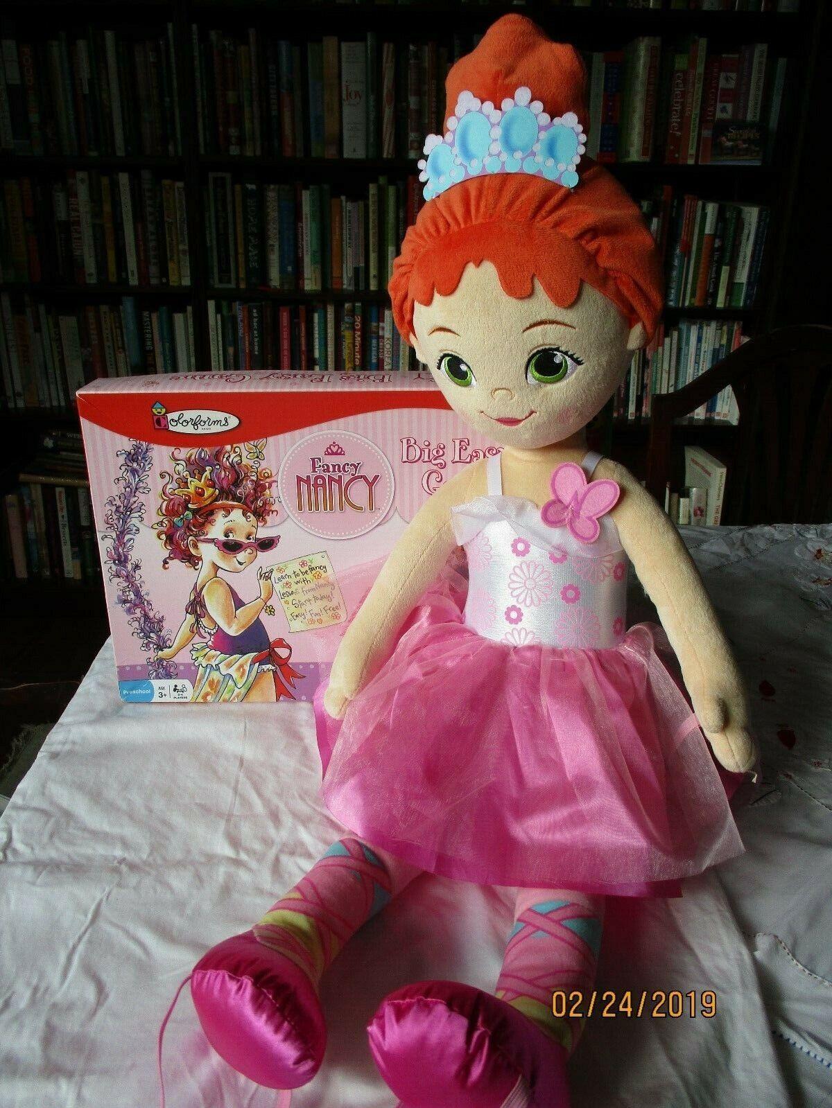 Fancy Nancy gree Easy gioco by Coloreeforms & Dance  with me Btuttierina bambola  centro commerciale di moda