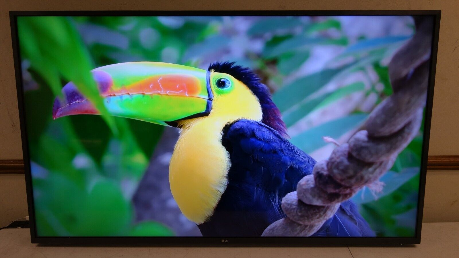 LG - 55 Class UN7300 Series LED 4K UHD Smart webOS TV. Available Now for 339.99