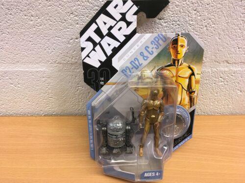 Star Wars cardées Figure New 30TH ROTS EP1 vous choisir Boba Fett