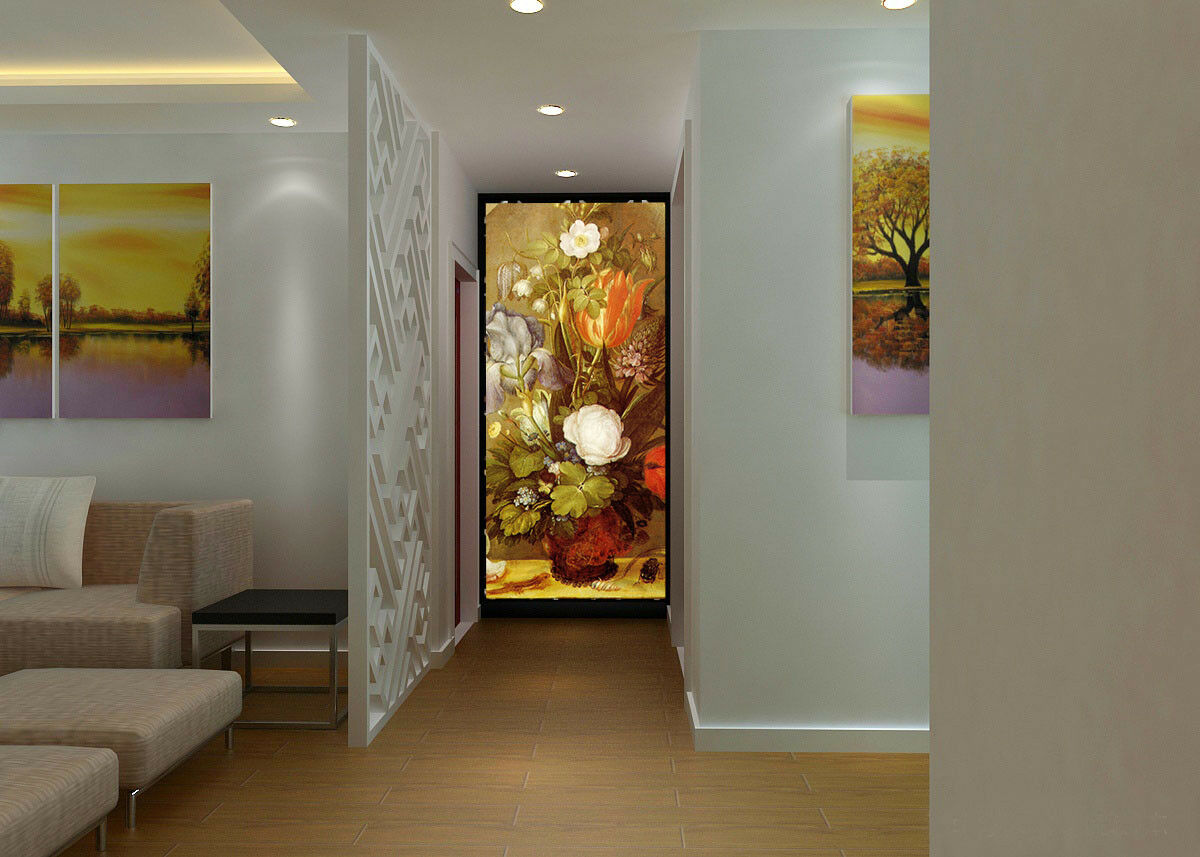 3D Animals Flowers 45 Wall Paper Wall Print Decal Wall Deco Indoor Mural Lemon