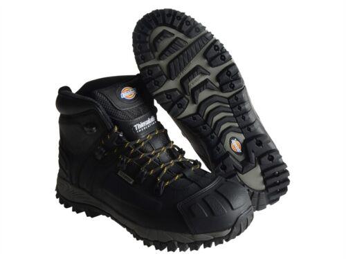 Dickies Medway Seguridad Excursionista Negro Talla UK 6 euro 40 dicmedw 6BK