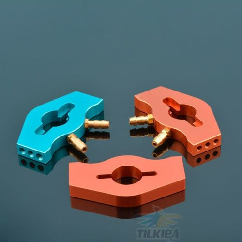 36//40 AluminumB36//40 36mm//40mm Motor Mount Water cooling Block for  RC Boat