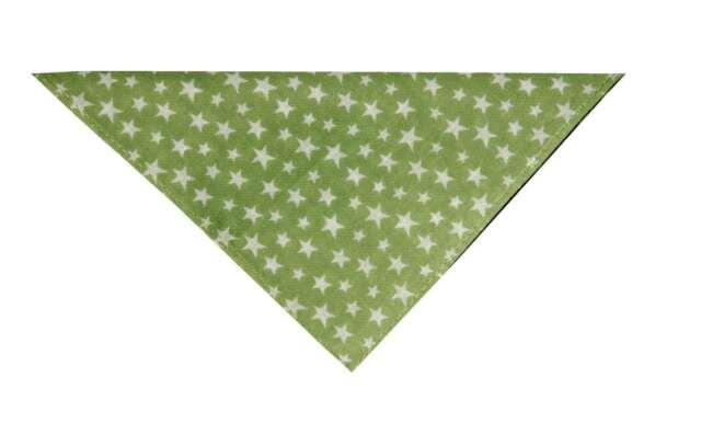NEW 100/% COTTON LIGHT GREEN STAR PRINT POCKET SQUARE HANDKERCHIEF HANKIE HANKY