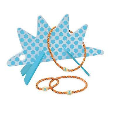 Aufblasbar Meerjungfrau Ring Wurf Spiel Kinder Strand /& Garten Quoits R03-0452