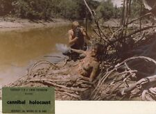 RUGGERO DEODATO CANNIBAL HOLOCAUST 1980 VINTAGE PHOTO ORIGINAL #9