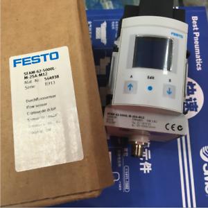 1PC  NEW   FESTO   SFAM-62-5000L-M-2SA-M12  564938  #w1704  wx