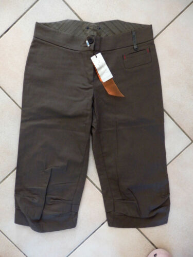 Nuovo T djibouti Shorts Girlfriend Marrone 36fr Short Cop Bermuda Autentico 6a0qwvU6
