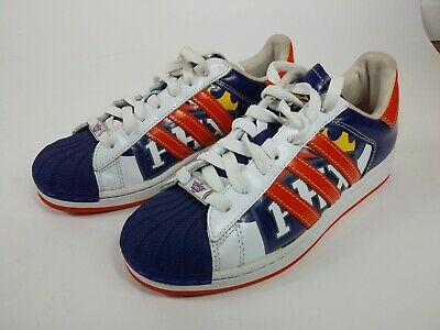 Adidas Superstar NBA Phoenix SUNS Sneakers Sz 6.5 Men's Shoes RARE | eBay