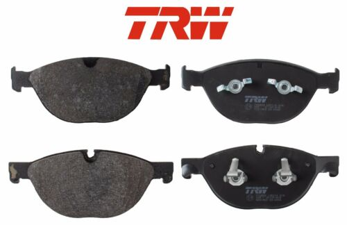 For Jaguar XF XFR XFR-S XJ XJR XKR XKR-S Front Disc Brake Pads Set TRW GDB1963