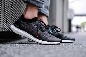 ccb19a83afed0 Adidas Ultra Boost Uncaged size 8.5. Black Multicolor. BB4486 ...
