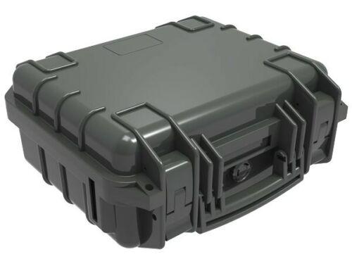L/'eau fixes plastique Box de Transport Case Extérieur Camping bootsport Survival
