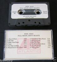 INXS 'FULL MOON, DIRTY HEARTS' 1993 ADVANCE CASSETTE—LIMITED