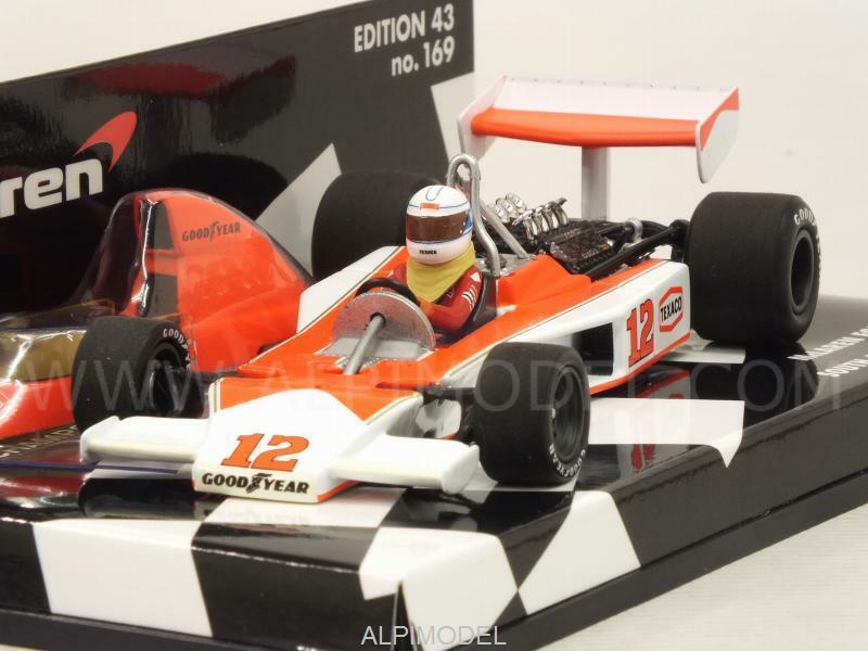 McLaren M23 Ford GP South Africa 1976 Jochen Mass 1 43 MINICHAMPS 530764332