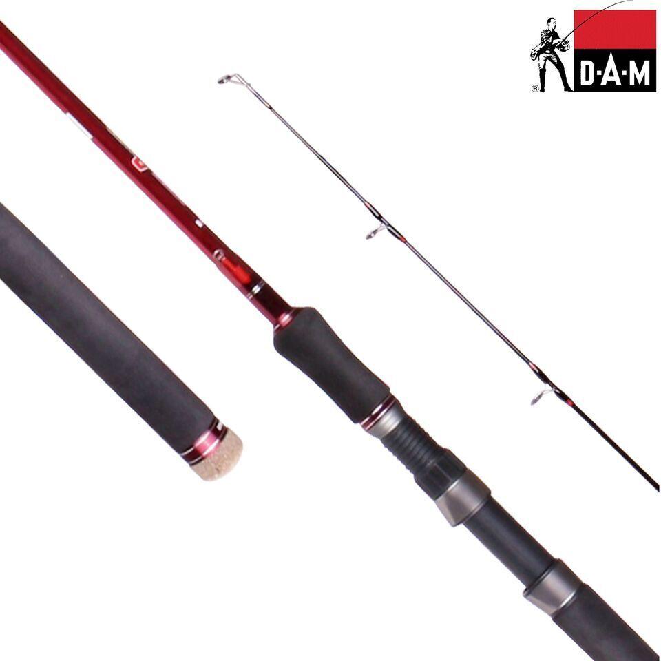 DAM SPR G2 Shad & Pilk Fishing Rod  2.40m-3.20m   2 Sec