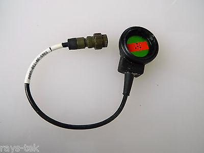S6 Gas Mask Respirator Mic Microphone RA430 British Military Army S10
