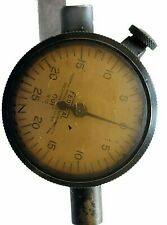 Federal B70 Dial Test Indicator Jeweled 001 Made In Usa