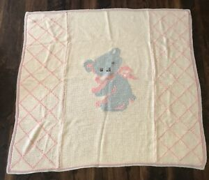 King Cole Cherished DK Baby Blanket Comforter Toys Crochet ... | 258x300