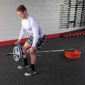 Club Grip Landmine Attachment Body-Solid LMCG Barbell Strength Equipment